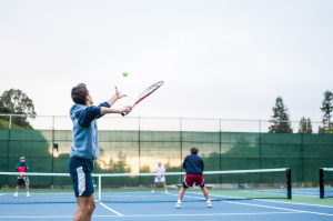 tennis dubbel