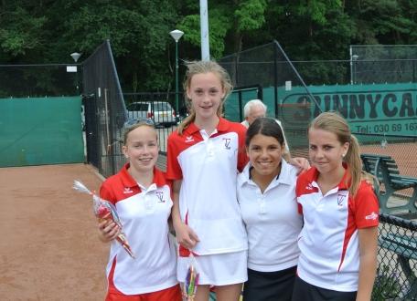 Clubkampioenschappen jeugd 2013