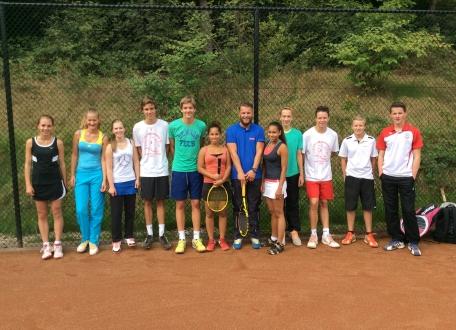 Tenniskamp 2014