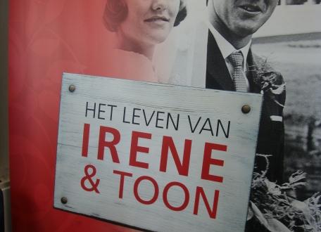 Boekpresentatie 'Het leven van Irene en Toon'