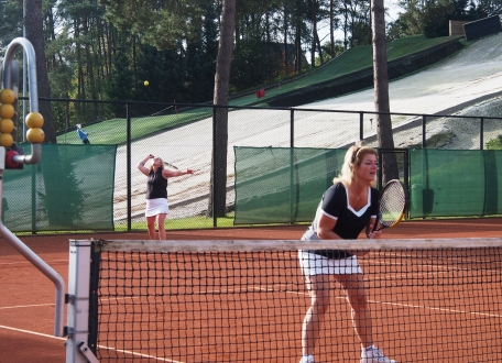 Open 45+ toernooi 2014