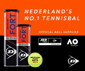 Dunlop tennisballen promotie